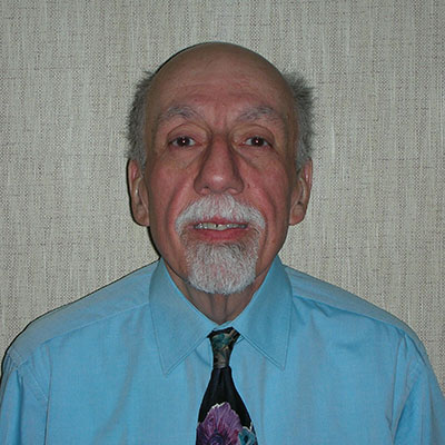 Pastor Vince Iorio